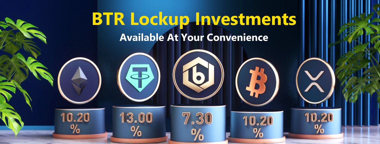 Lockup Investments Now Available Any Time